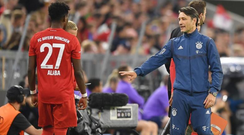 阿拉巴:季前赛期间,拜仁的压迫能力已变得更强