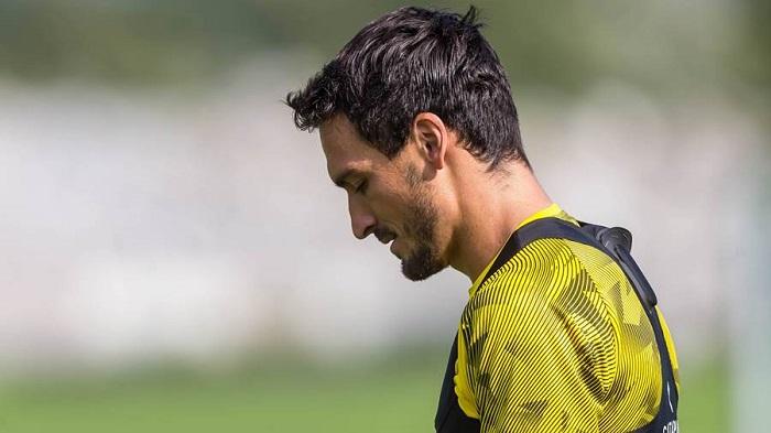 瓦茨克:胡梅尔斯下周德国杯时就能复出