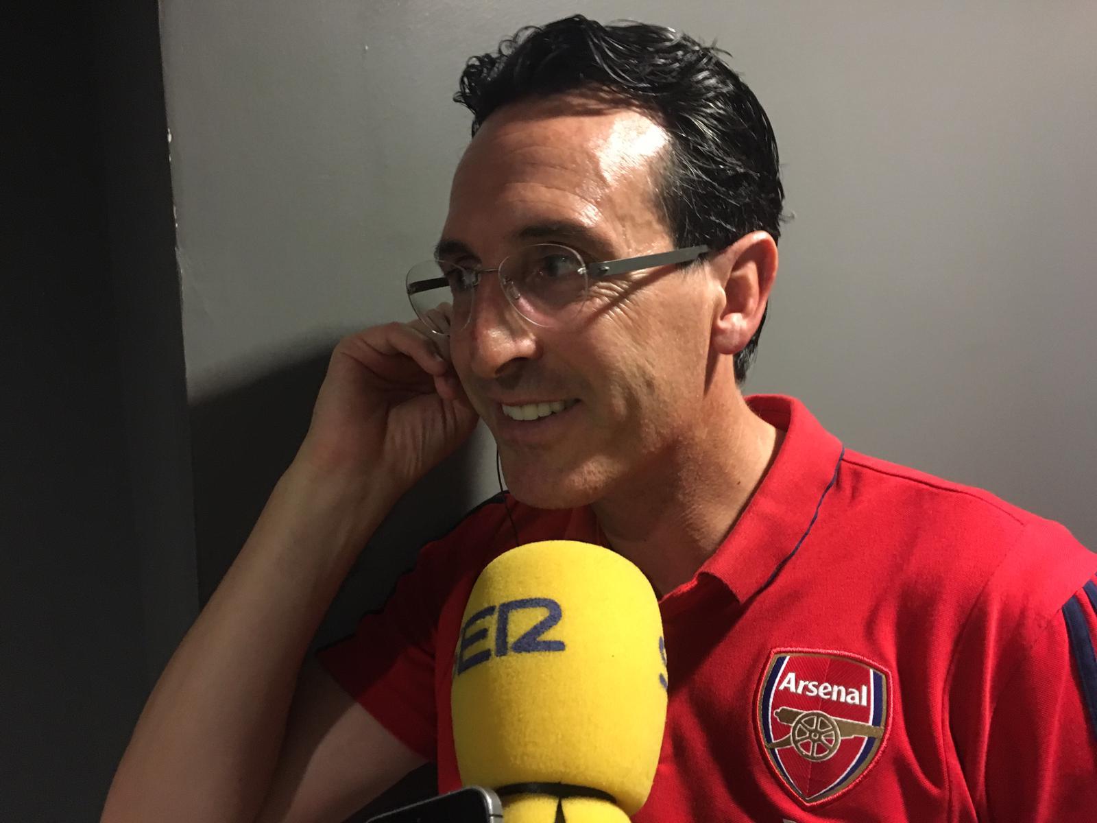 埃梅里:阿森纳真的没考虑过引进库蒂尼奥