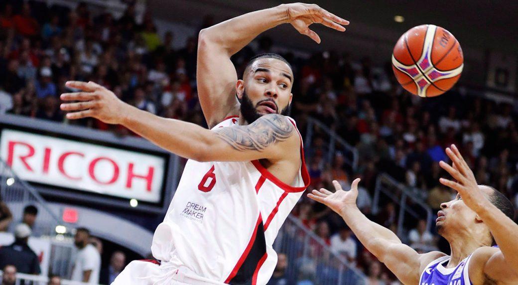 尼克-纳斯:科里-约瑟夫将代表加拿大出战男篮世界杯
