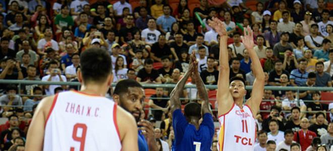 昆山四国赛中国男篮具体赛程安排及开赛时间公布