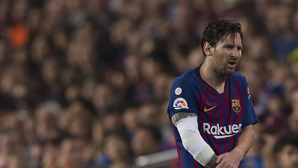 世体盘点梅西职业生涯伤病史:07-08赛季频遭伤病侵袭
