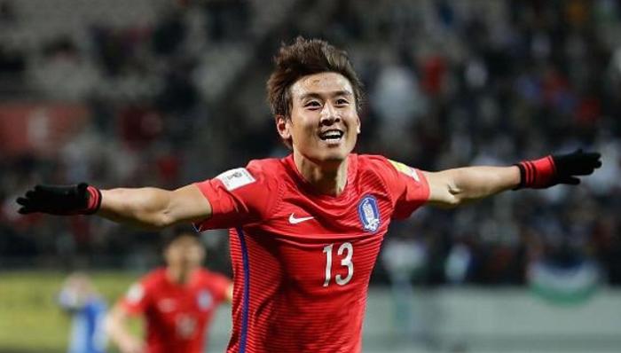 官方:奥格斯堡韩国球星具滋哲加盟卡塔尔联赛