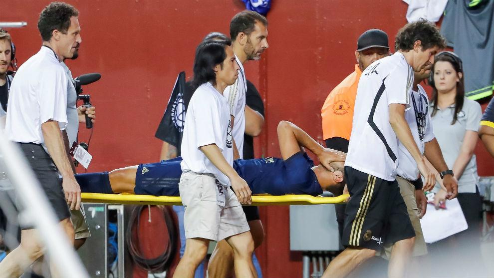 马卡:阿森西奥已经完成伤病评估,将在下周进行手术
