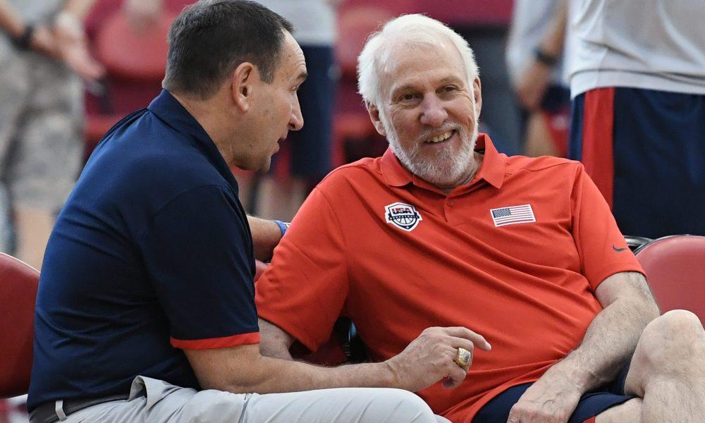 波波维奇:上赛季我每天都在考虑美国男篮的事情