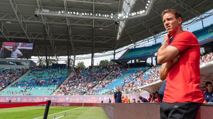 莱比锡主帅纳格尔斯曼:希望新赛季每个主场都能坐满