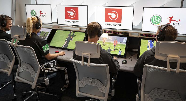 德国杯将从16强淘汰赛时正式引入VAR技巧