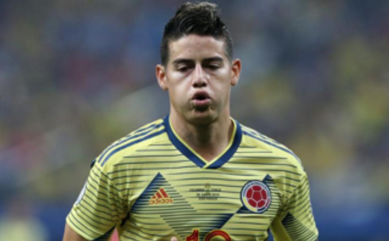 哥伦比亚名宿:J罗应离队,留皇马他得不到上场机会