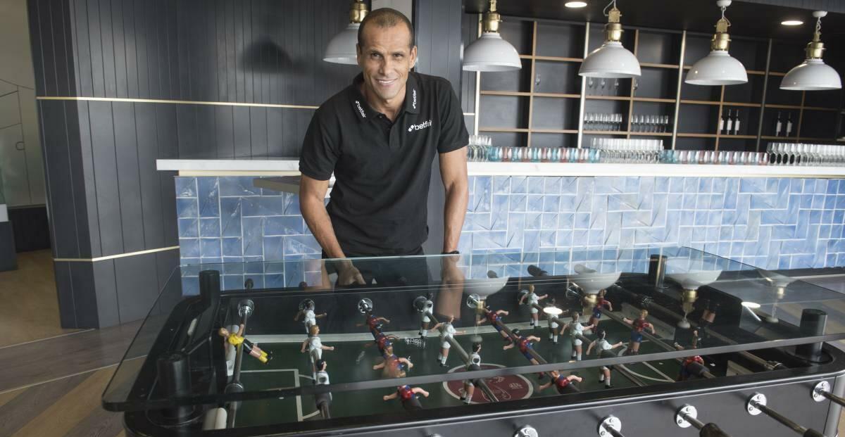 里瓦尔多:本有机会加盟皇马,梅西在巴萨并非无可替代