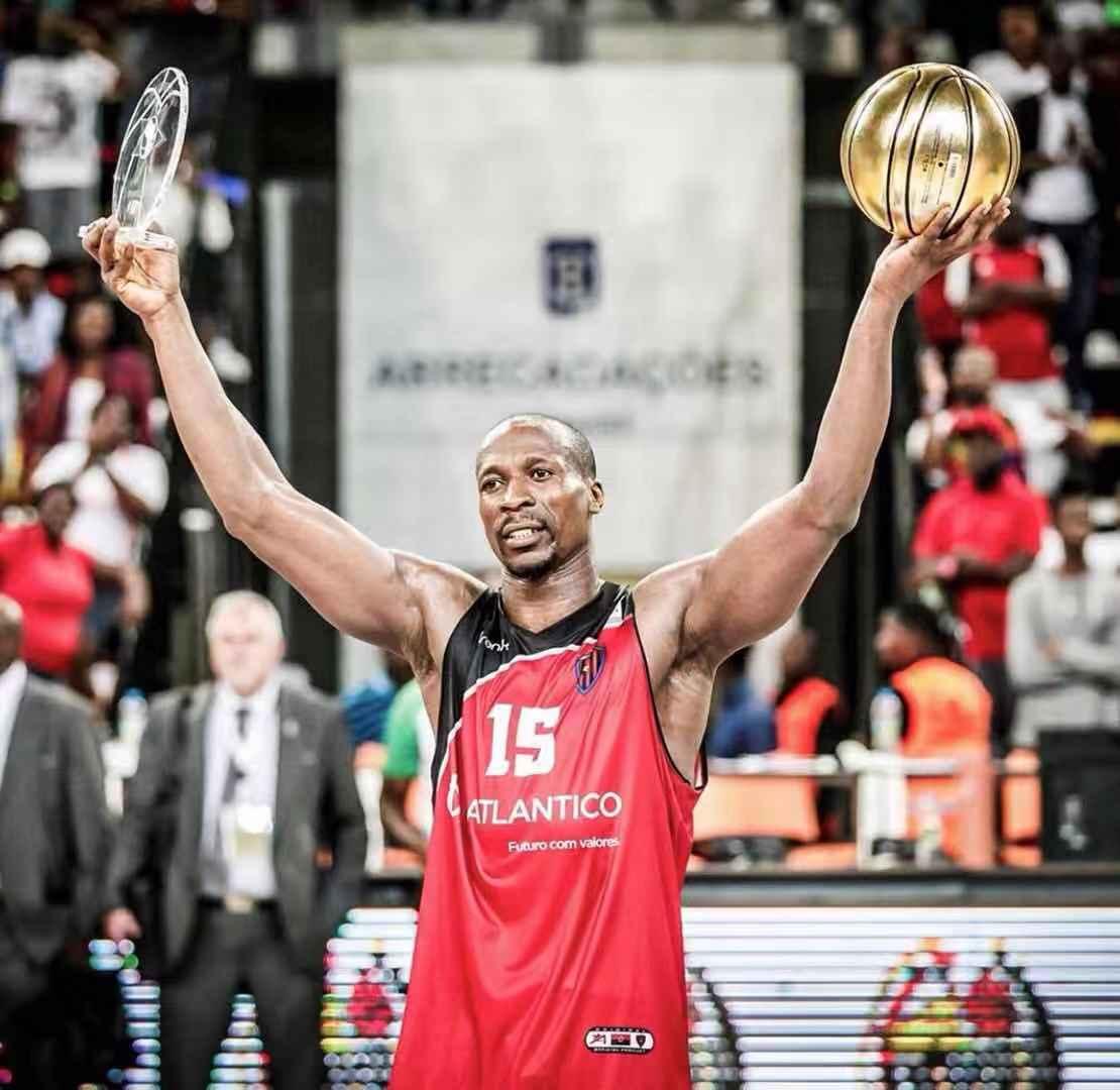 安哥拉男篮公布12人大名单:40岁明加斯将第5次出战世界杯