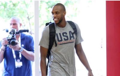 心情大好!米德尔顿更新社媒,晒自己美国队训练营照片