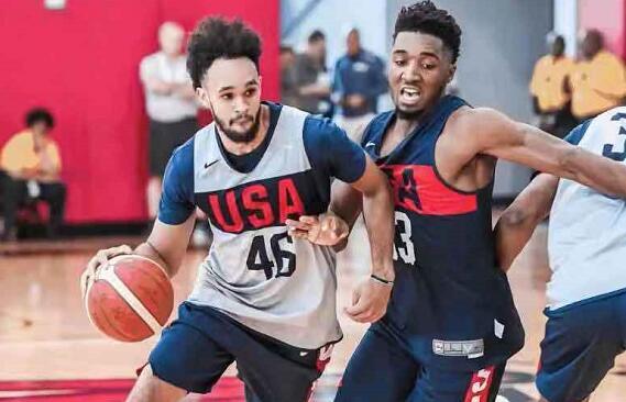 德里克-怀特将受邀参加美国男篮在洛杉矶的集训