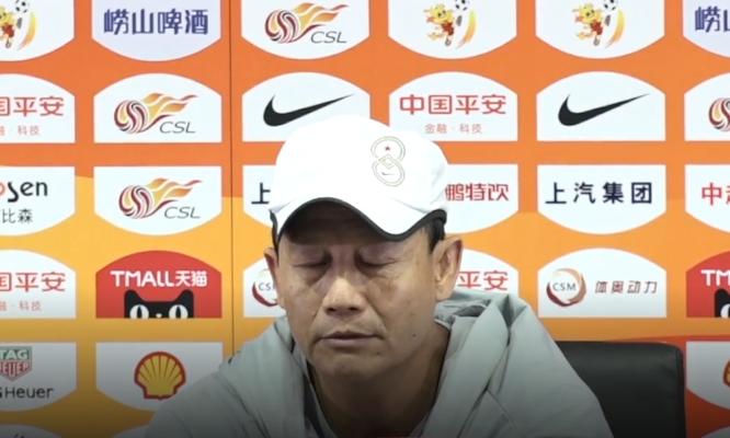 王宝山:保级球队竞争专门强烈,明天战人和注定艰苦