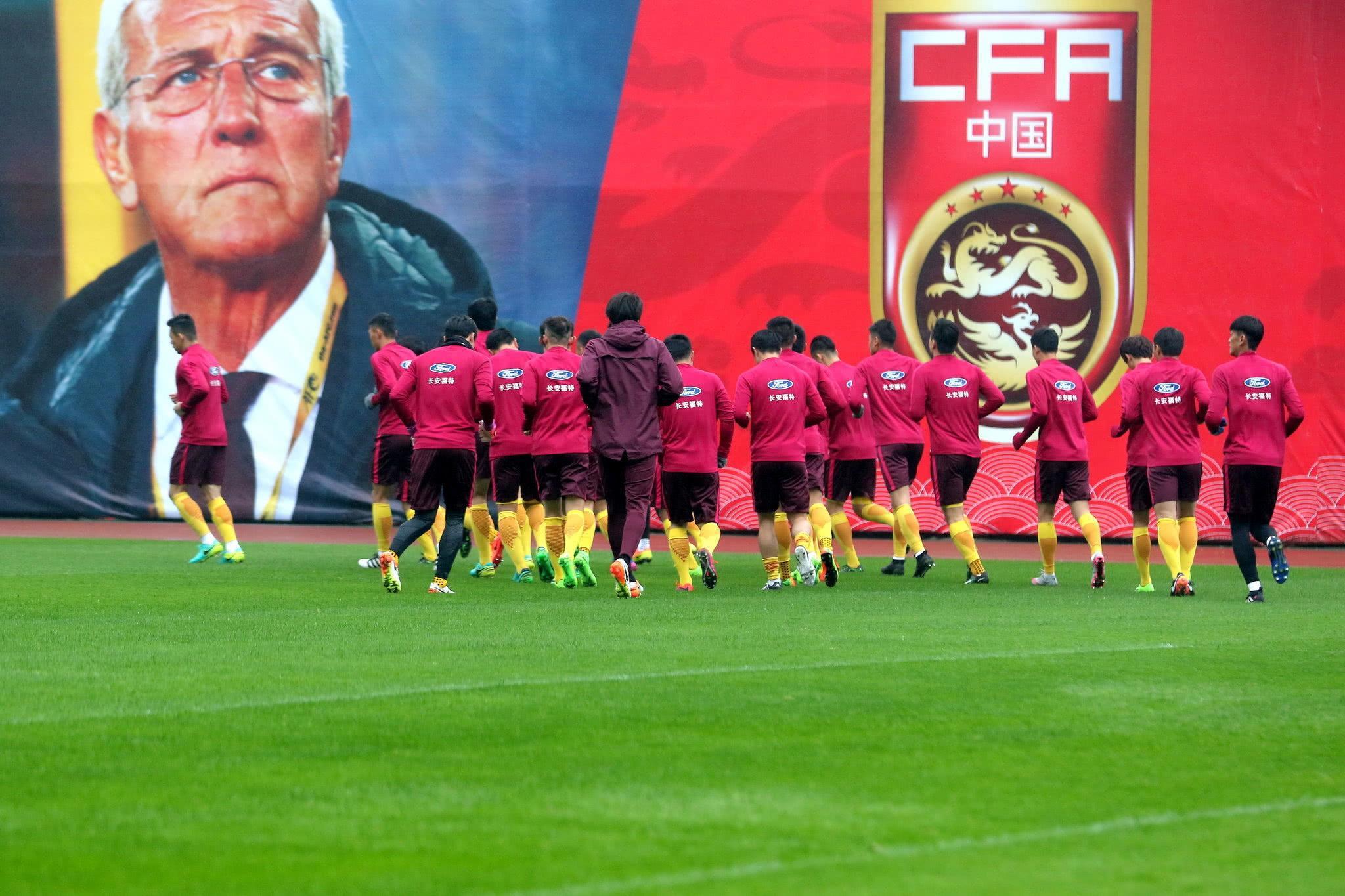 足球报:距40强赛不到一个月,国足准备工作有条不紊