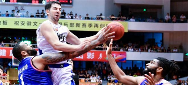 NBL半决赛第三场:广西晋级总决赛,陕西扳回一城
