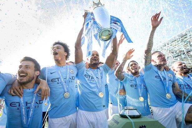 超等计算机预测英超排名:曼城夺冠,曼联切尔西无缘前四