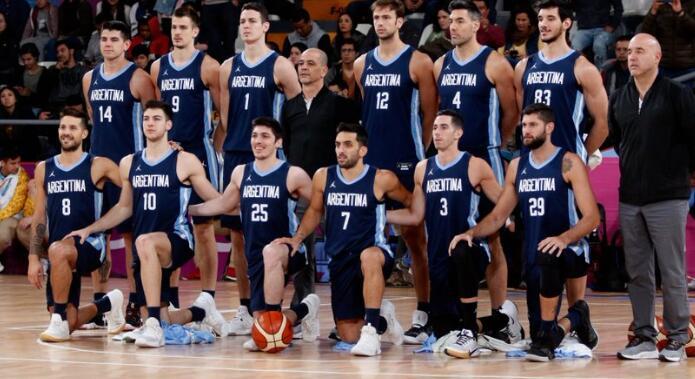 阿根廷男篮公布出战男篮世界杯的12人大名单