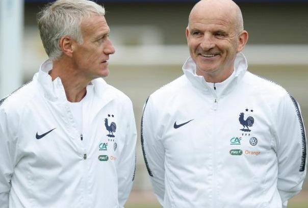 队报:法国队助教史蒂芬明天将现场不雅旁观曼联VS切尔西