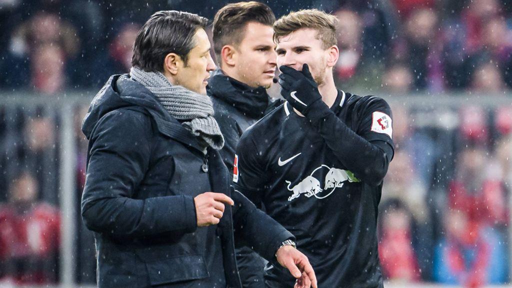 图片报:拜仁和维尔纳无正式联络,身价或在3000万欧