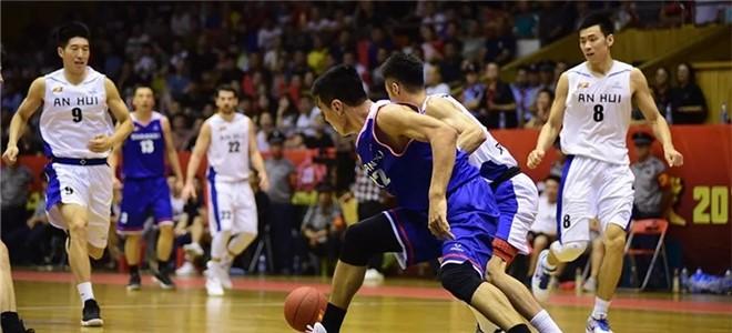 NBL半决赛:安徽大胜陕西,与广西会师总决赛