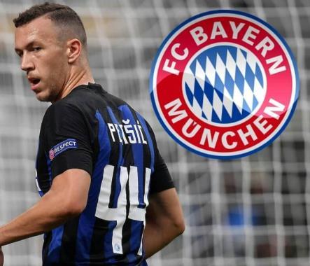 图片报:拜仁将在下周初宣布佩里西奇交易完成