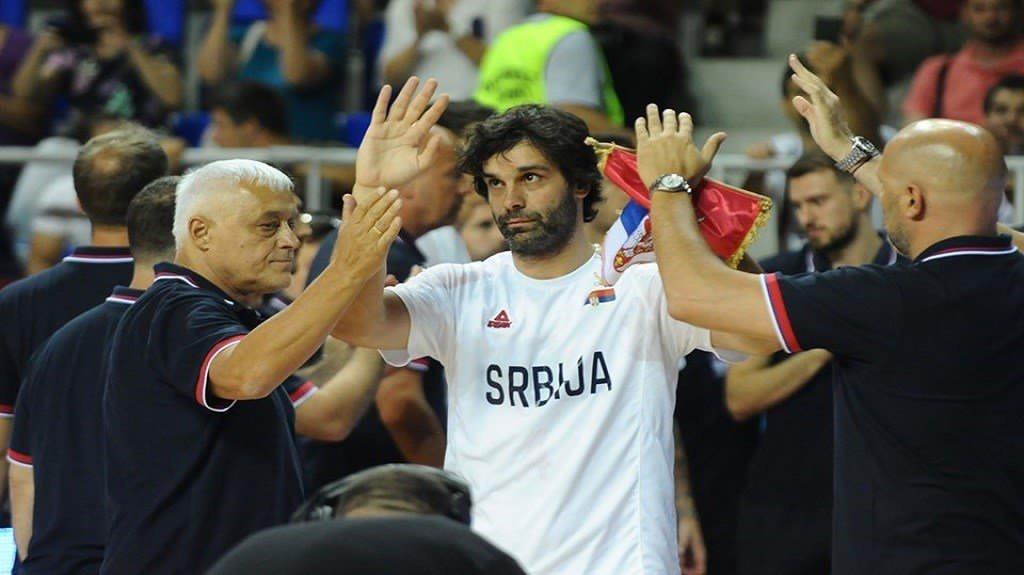 塞尔维亚男篮主帅:在阵容确定之前会等待特奥多西奇回归