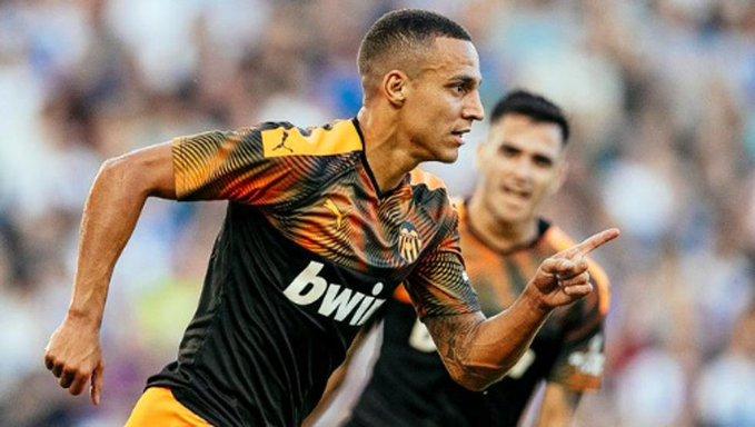 瓦伦西亚与马竞谈判顺遂,罗德里戈也愿意去马竞踢球