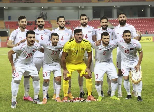 表现低迷,叙利亚国家队教练组面临解散足协已集体辞职