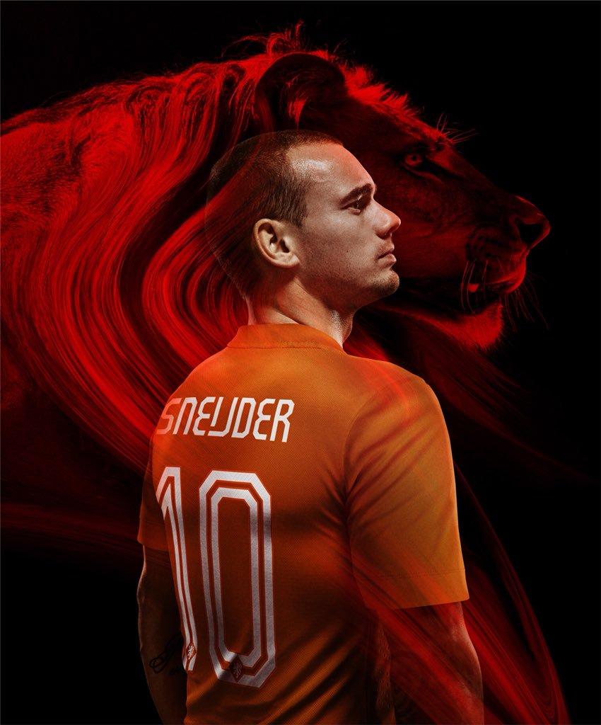 官方:荷兰球星斯内德颁布发表退役