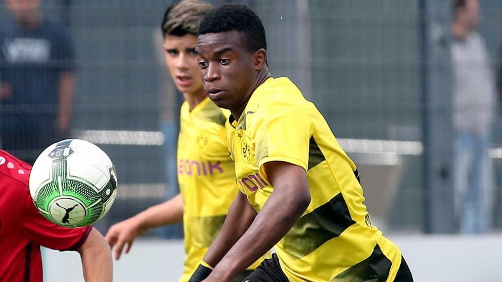 穆科科宣布:我很快将重回德国青年队效力