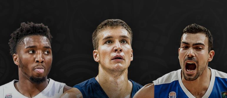 FIBA官方战力榜:美国男篮居首位
