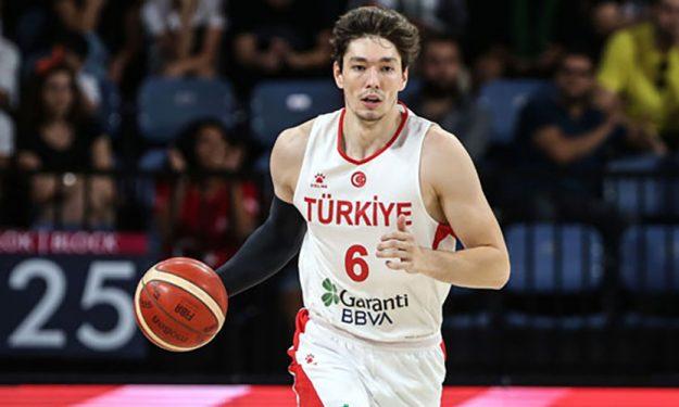FIBA热身赛战报:土耳其大比分战胜约旦