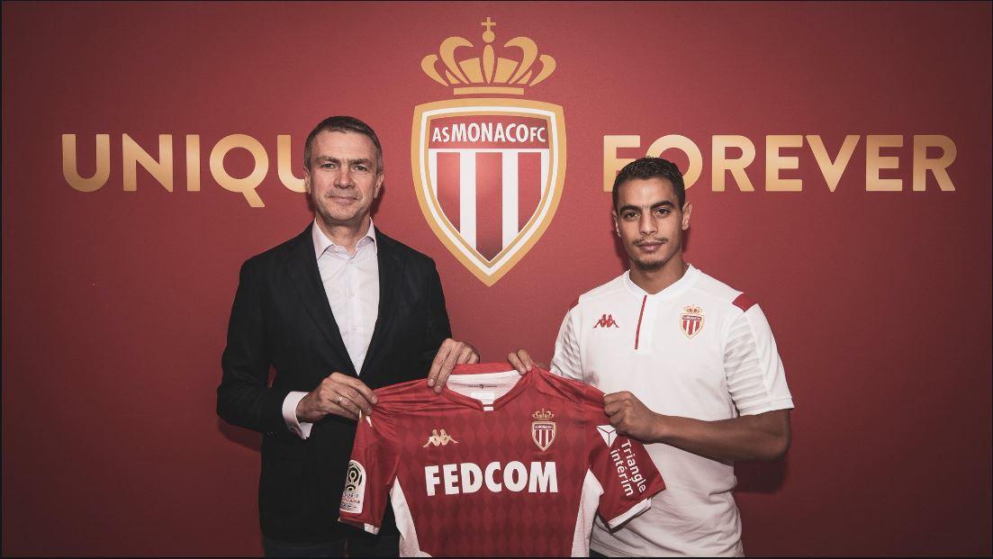 官方:摩纳哥签下塞维利亚前锋本耶德尔