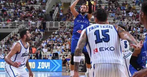 贝里内利谈意大利没进FIBA官方战力榜前10:这是动力
