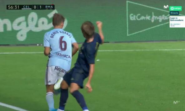 裁判专家:莫德里奇红牌没问题,跟腱如下部位铲球直红