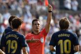 皇马将为莫德里奇红牌上诉,他们相信规则本身不合理
