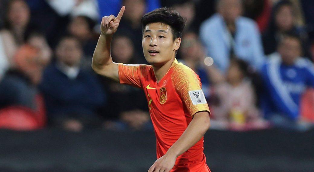 恭喜!武磊入选2019福布斯中国名人榜,排名第55