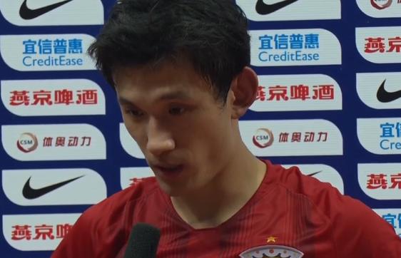 王燊超:很多机会没有把握住,会调整好心态迎接亚冠