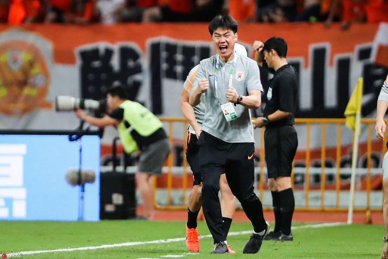 杯赛最强!鲁能第10次杀入足协杯决赛,曾5次夺冠