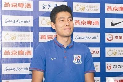 毕津浩:申花新援都很职业,足协杯肯定想拿冠军