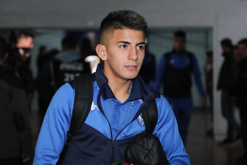 马竞关注18岁阿根廷前锋,曼城此前报价曾被拒