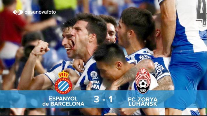 [西班牙人球迷之声]巴尔加斯改变了比赛;下周还要努力