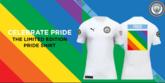 庆祝曼彻斯特骄傲节,曼城发布限量款球衣