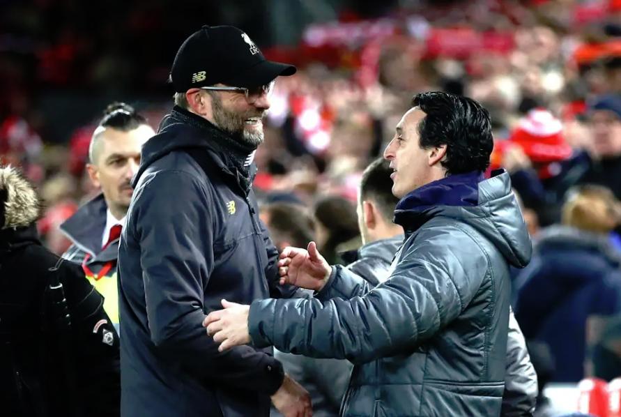 克洛普:希望利物浦成为谁都不想碰的队,期待和枪手交锋