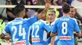 因西涅2射2传里贝里替补登场,那不勒斯4-3佛罗伦萨