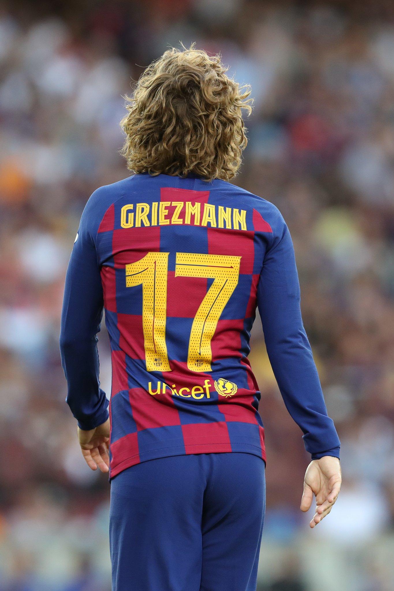 诺坎普开胡!格列兹曼前14次作为对手球员从未在此进球