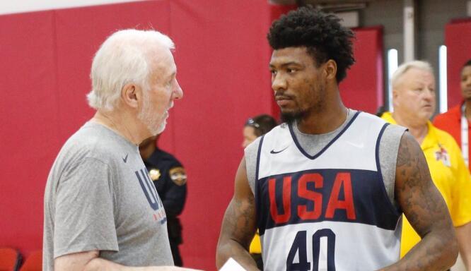 斯马特:成为美国队队长能够让自己的领导能力不断提高
