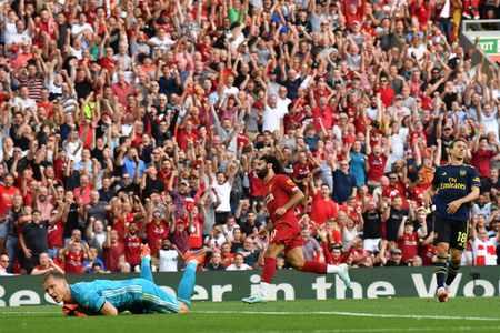 名宿:利物浦对阿森纳就像是大人与小孩的比赛,太过轻松