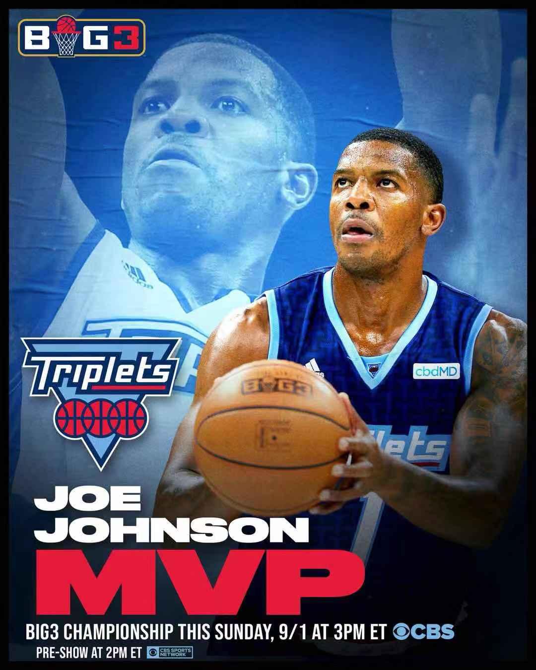 白曼巴:吾保证乔-约翰逊新赛季会在NBA打球