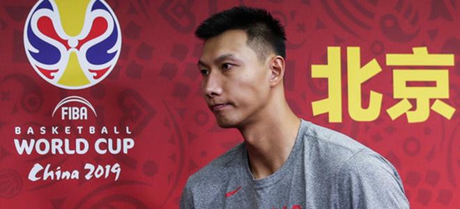 易建联:期待开门红,希望能像08年奥运一样打出好成绩